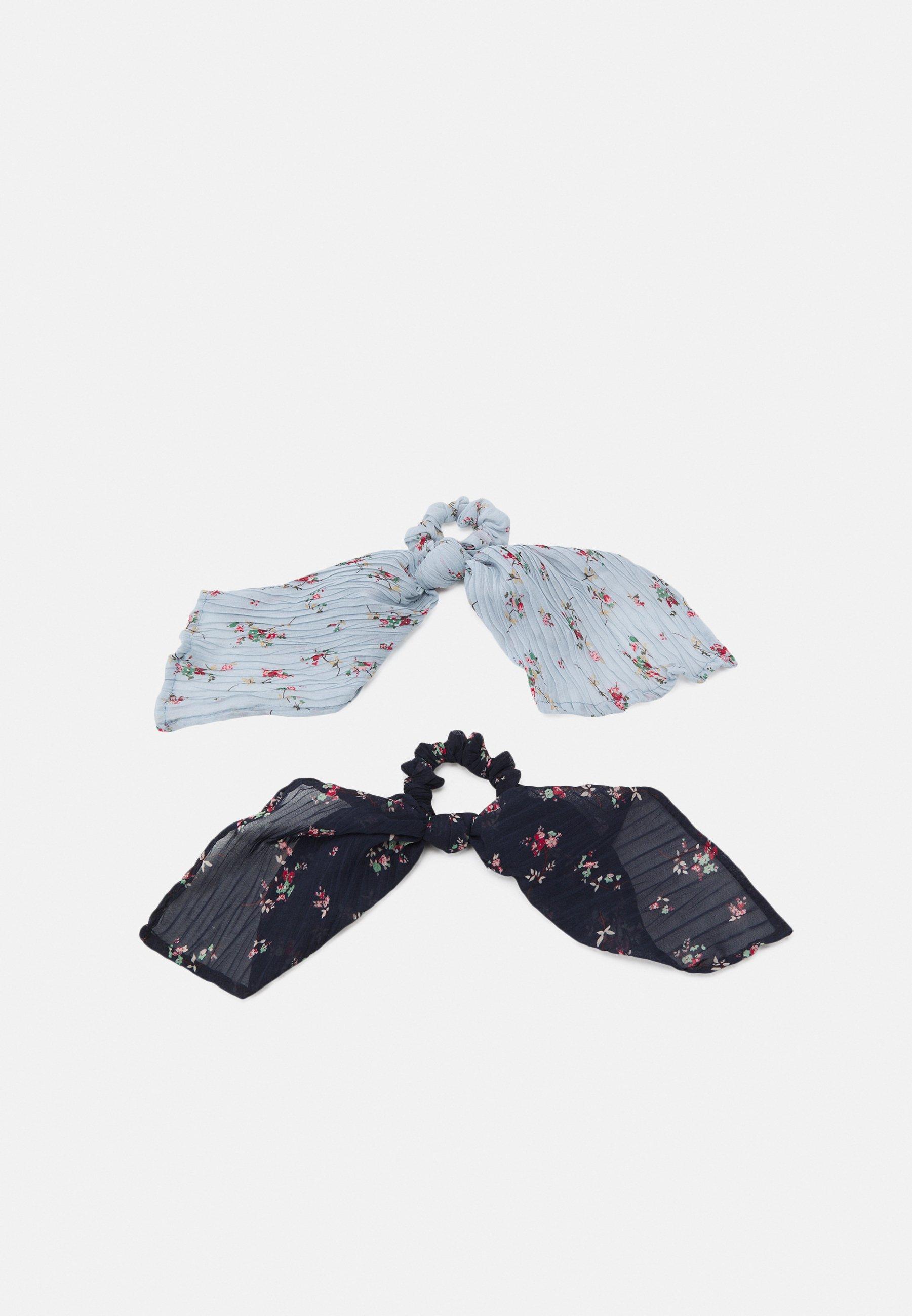 Damen PCJUNI BOW SCRUNCHIE 2  PACK - Haar-Styling-Accessoires