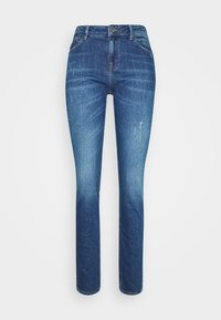 Esprit - Straight leg jeans - blue dark wash - 4