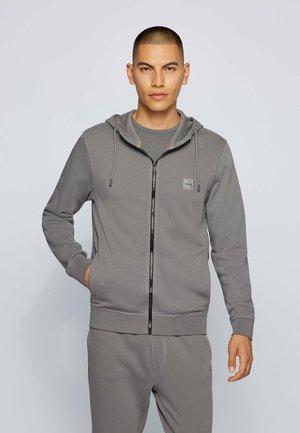 ZETALK - Zip-up sweatshirt - dark grey