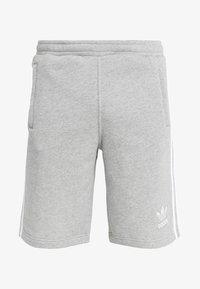 adidas Originals - 3-STRIPE UNISEX - Pantalon de survêtement - medium grey heather - 4