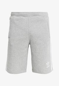 adidas Originals - 3 STRIPE UNISEX - Trainingsbroek - medium grey heather - 4
