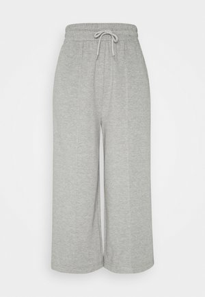 CROPPED CITY PANT - Jogginghose - grey