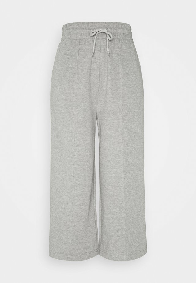 CROPPED CITY PANT - Trainingsbroek - grey