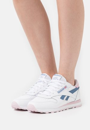 Sneakers basse - footwear white/frost berry/blue slate