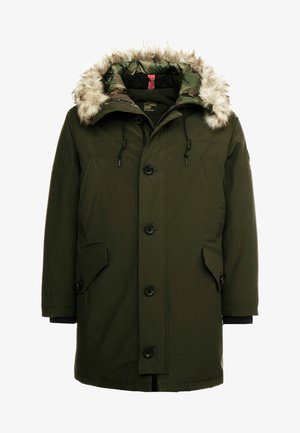 ANNEX - Down jacket - estate olive