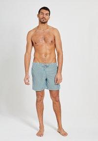Shiwi - Swimming shorts - pine green - 1