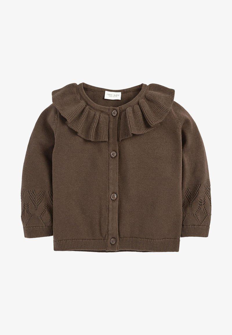 Next - Cardigan - dark brown