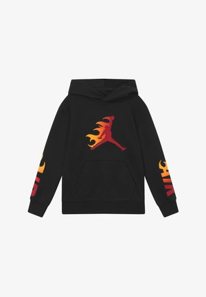 JUMPMAN FIRE  - Kapuzenpullover - black
