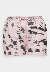 Missguided Plus - RIE DYE RUNNER - Shorts - pink - 3