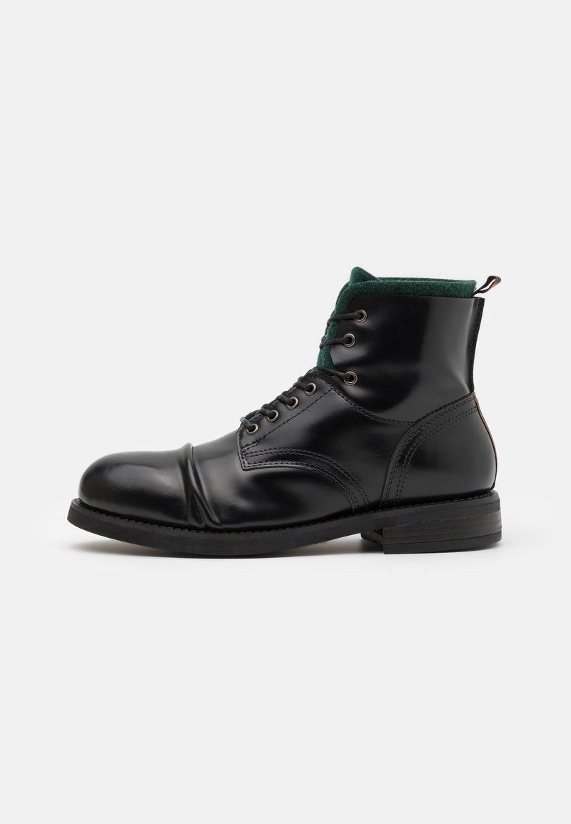 Scotch & Soda - COLTAN - Lace-up ankle boots - black
