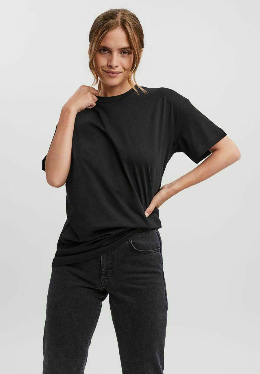 Donna T  SHIRT OVERSIZE - T-shirt basic