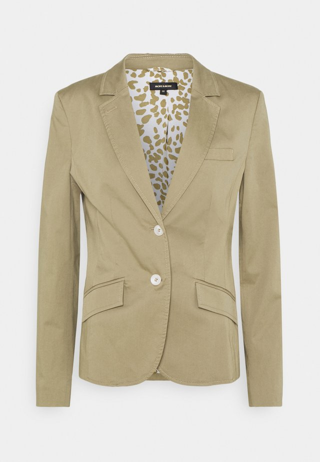 Blazer - muddy green