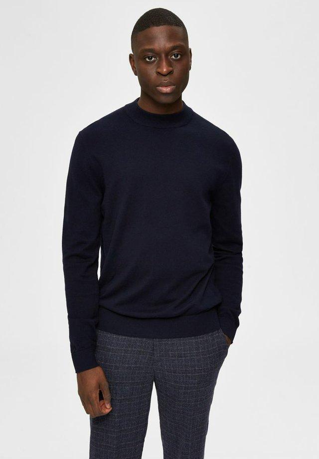 Maglione - navy blazer