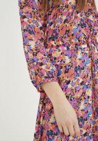 InWear - Shirt dress - pink flower field - 4