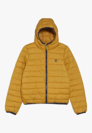 Winter jacket - yellow boots