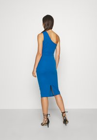WAL G. - GRACE RUCHED DRESS - Jersey dress - royal blue - 2