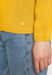 s.Oliver - Jersey de punto - yellow - 5