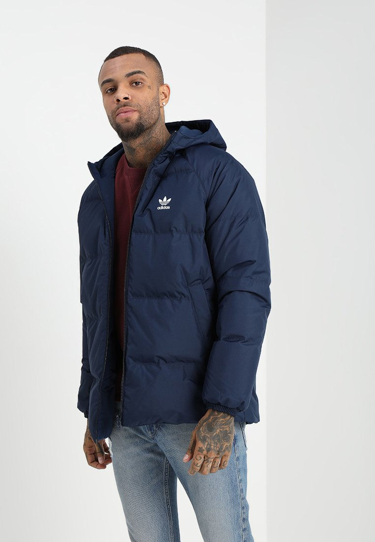 Adidas Männer Originals Daunen Mantel gefütterte Jacke