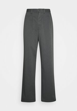 CLARKSTON - Pantalones - olive green