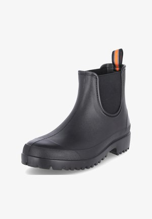 WORKER - Wellies - schwarz