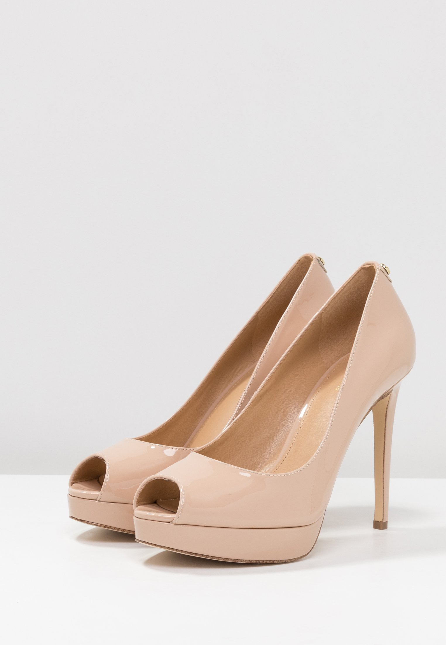 MICHAEL Michael Kors ERIKA High Heel Peeptoe light blush/nude