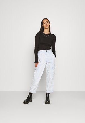 BLAINE - Jeans relaxed fit - bleach wash