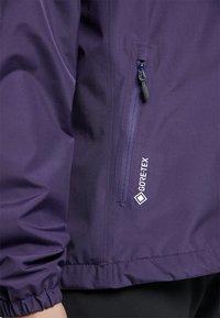 Haglöfs - BETULA GTX JACKET - Hardshell jacket - purple rain - 4
