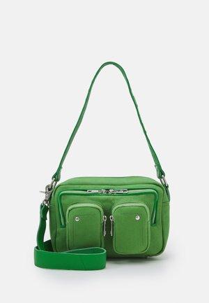 ELLIE - Across body bag - grass