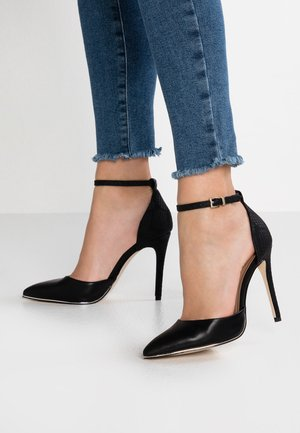 ICONIS - Klassiska pumps - black