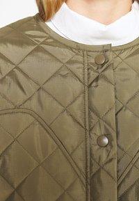 DESIGNERS REMIX - BRAGA JACKET - Light jacket - army - 7