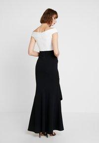 Sista Glam - ELISE - Společenské šaty - monochrome - 2