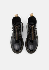 Dr. Martens - VEGAN SINCLAIR - Platform ankle boots - black oxford - 5
