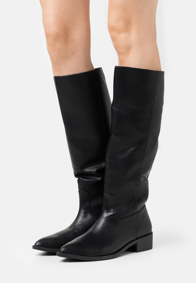 Colors of California - Vysoká obuv - black