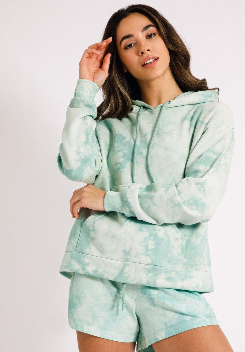 Chelsea Peers - Bluza z kapturem - mint