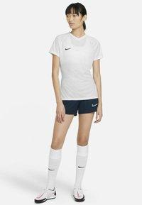 Nike Performance - DRY ACADEMY21 SHORT - Sports shorts - obsidian/white/white/white - 1