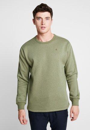 KORPAZ SWEAT - Sweatshirt - sage heather