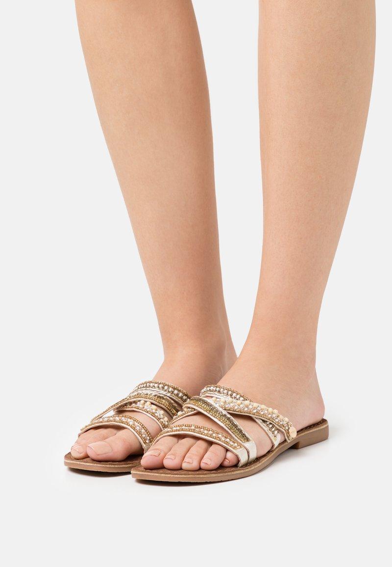 Mexx - GARDA - Sandaler - nude