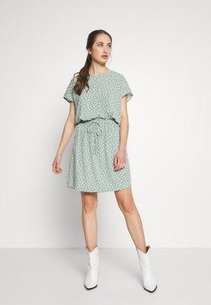 ONLMARIANA MYRINA DRESS - Day dress - chinois green