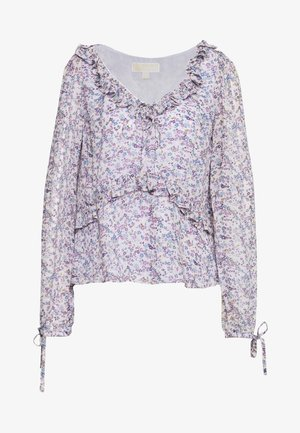 DAINTY BLOOM - Blouse - lavender mist