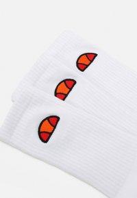 Ellesse - ILLAN 3 PACK - Sports socks - white - 1