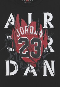 Jordan - RAGING BULL - Print T-shirt - black - 2