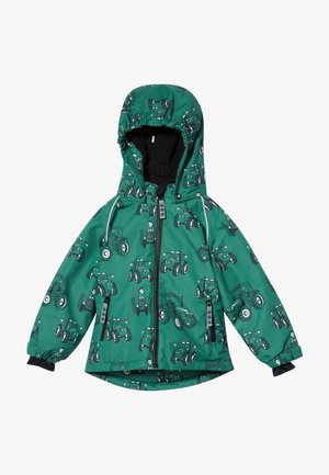 WINTER BOY TRACTOR - Winter jacket - hunter green