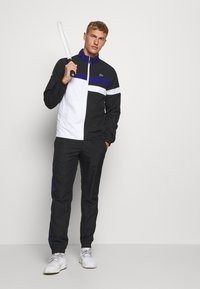 Lacoste Sport - SET - Dres - black/white/cosmic - 1