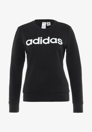 Sweatshirt - black/white