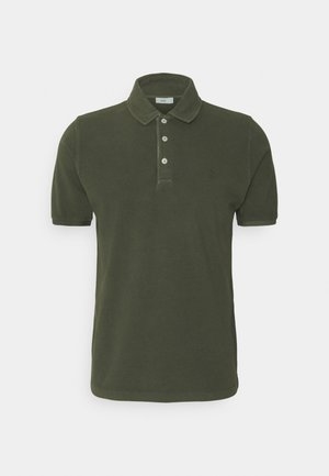 Polo shirt - grey fir
