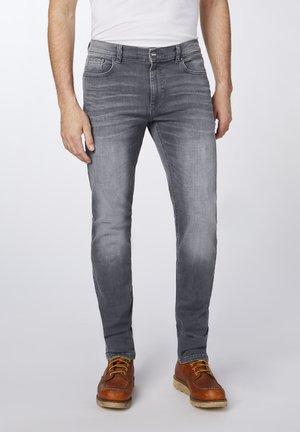 Straight leg jeans - grey used