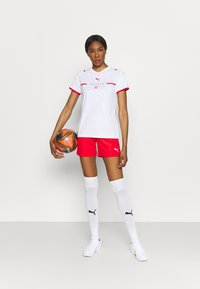 Puma - SCHWEIZ SFV AWAY REPLICA  - Club wear - white/red - 1