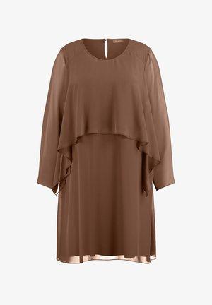 Robe d'été - cocoa brown