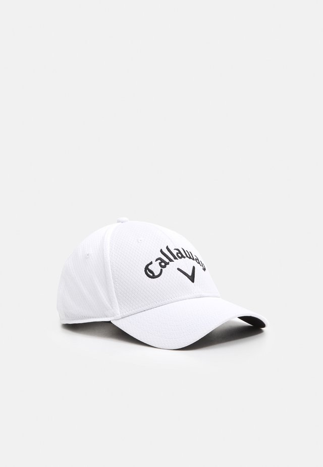 LOGO CRESTED - Cap - bright white