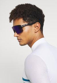 Oakley - SUTRO LITE UNISEX - Sportbrille - matt black - 0